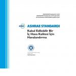 """TTMD'nin Yeni Kitabı """"ASHRAE Standardı 62.1"""" Yayımlandı"""