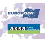 Aksa Jeneratör, Europgen'in Üyesi Oldu